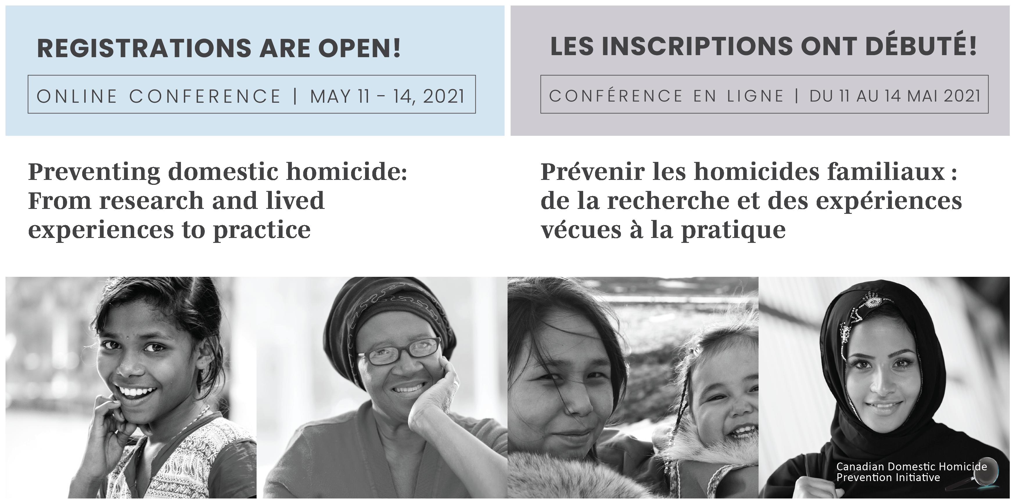 Register here, Inscrivez-vousici